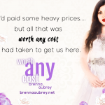Worth Any Cost Teaser #2 Heavy Prices